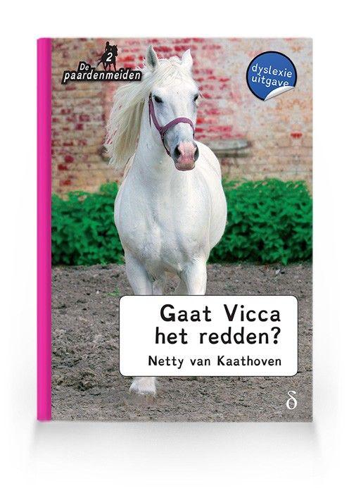 Gaat Vicca het redden? (Paardenmeiden deel 2)