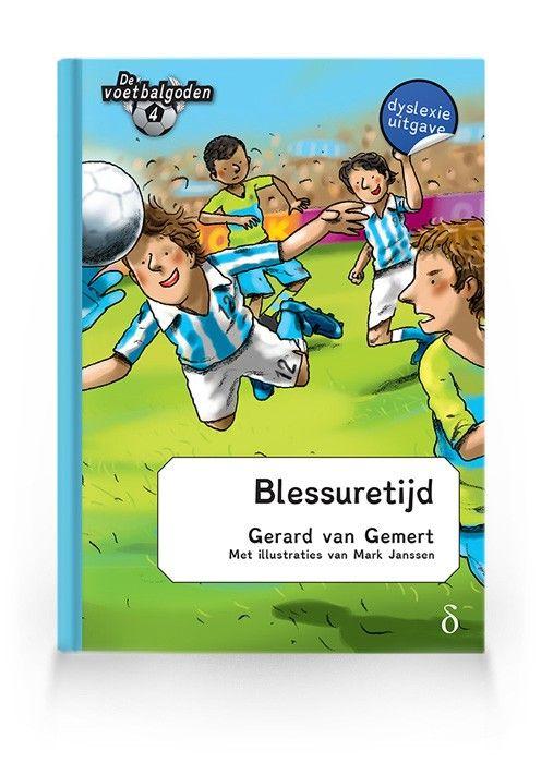 Blessuretijd (Voetbalgoden deel 4)