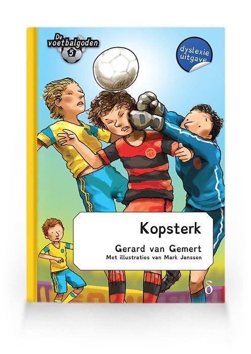 Kopsterk (Voetbalgoden deel 5)