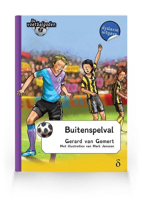 Buitenspelval (Voetbalgoden deel 7)