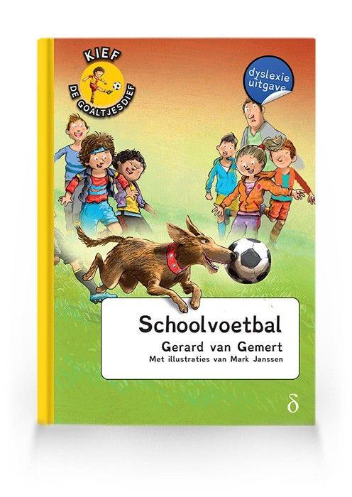 Schoolvoetbal (Kief de goaltjesdief deel 7)