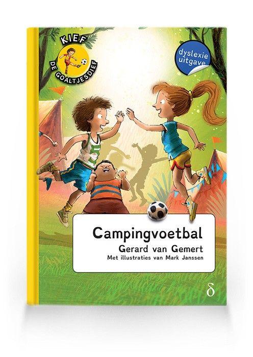 Campingvoetbal (Kief de goaltjesdief deel 11)
