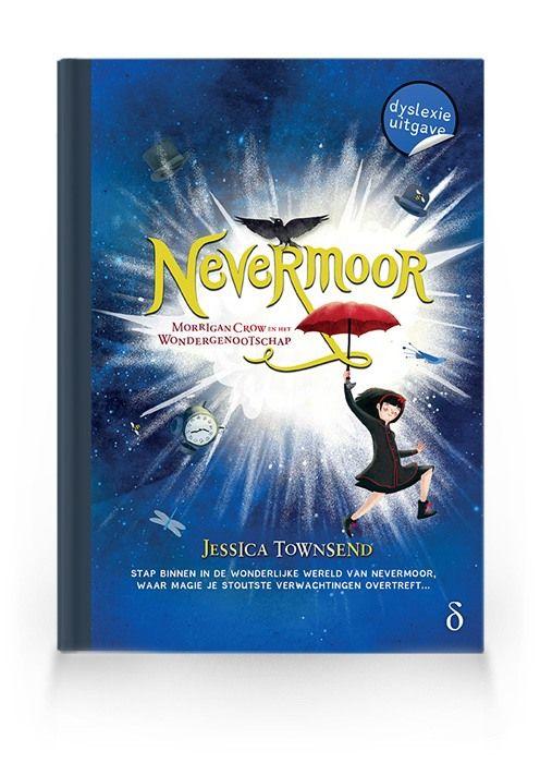 Nevermoor -Morrigan Crow en het Wondergenootschap