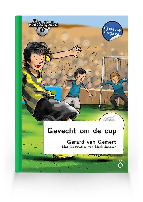 Gevecht om de cup (Voetbalgoden deel 1)