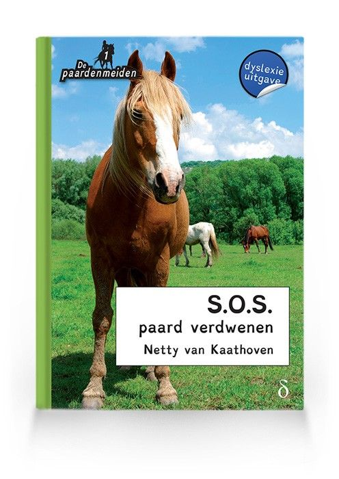 S.O.S. Paard verdwenen (Paardenmeiden deel 1)
