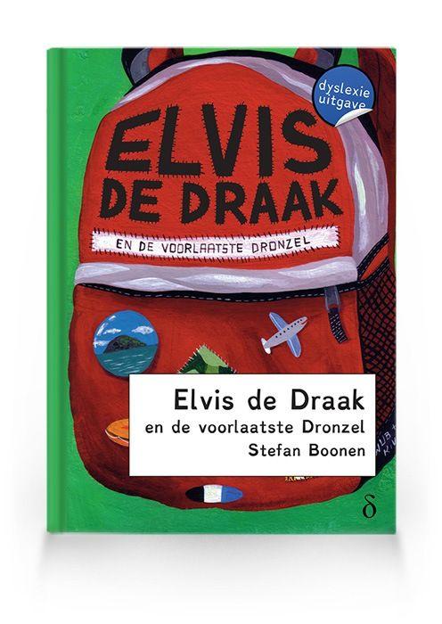 Elvis de draak van de voorlaatste Dronzel